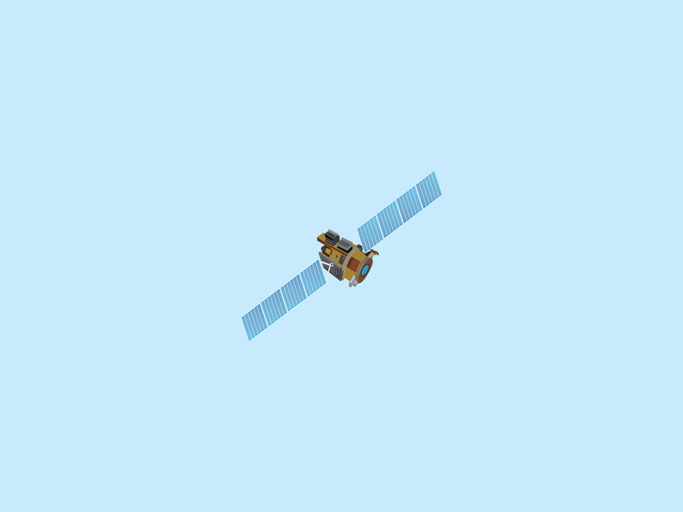 Adventures in Space - Deep Space One probe