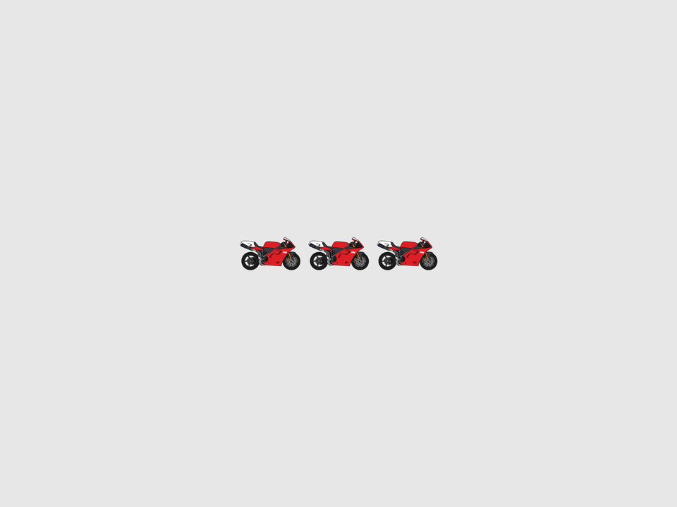 Vehicles - Ducati 996