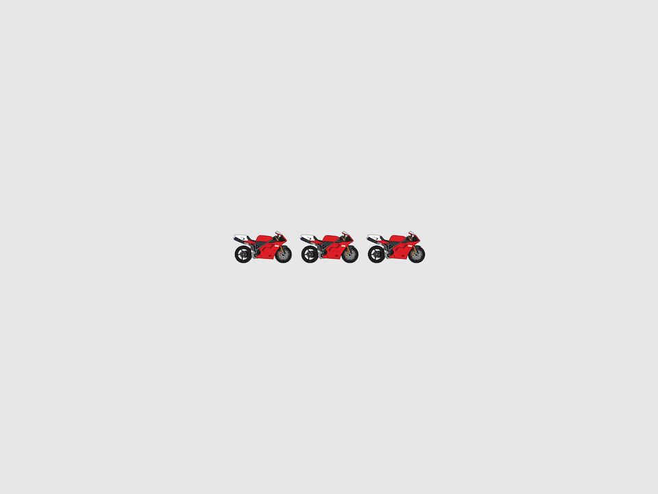 Vehicles - Ducati 996