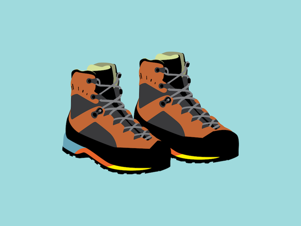 Miscellaneous - Scarpa boots
