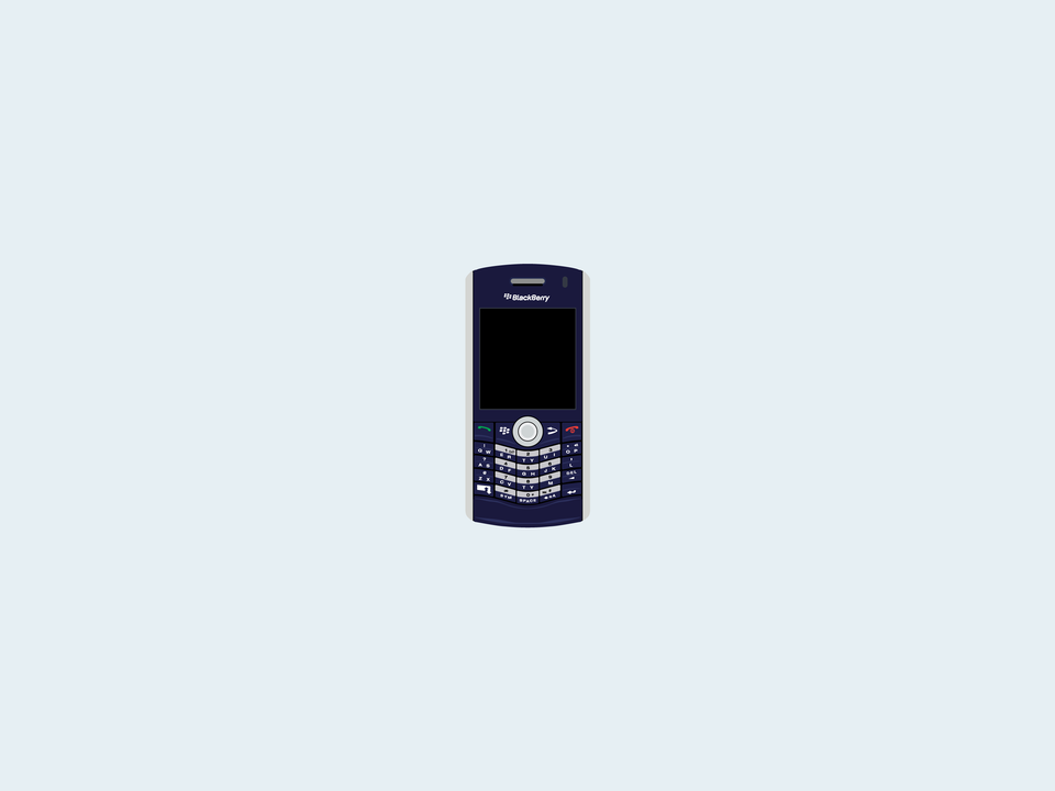Cellular - Blackberry Pearl 8100