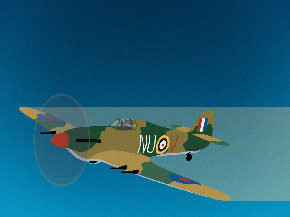 Magnificent Machines - Hawker Hurricane