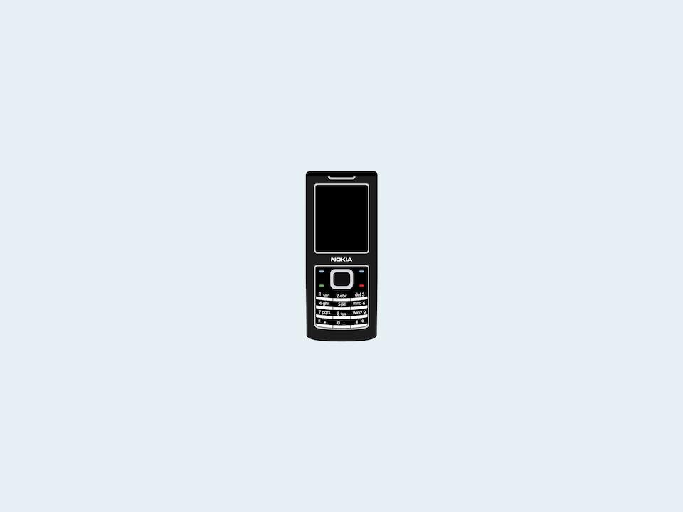 Gizmo - Nokia 6500 Classic