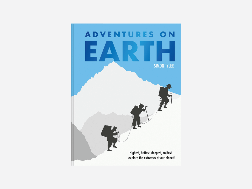 Books - Adventures on Earth -  Pavilion Children's Books, published September 2019 -  Author and illustrator