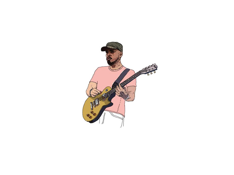 Drawn - Joey Santiago