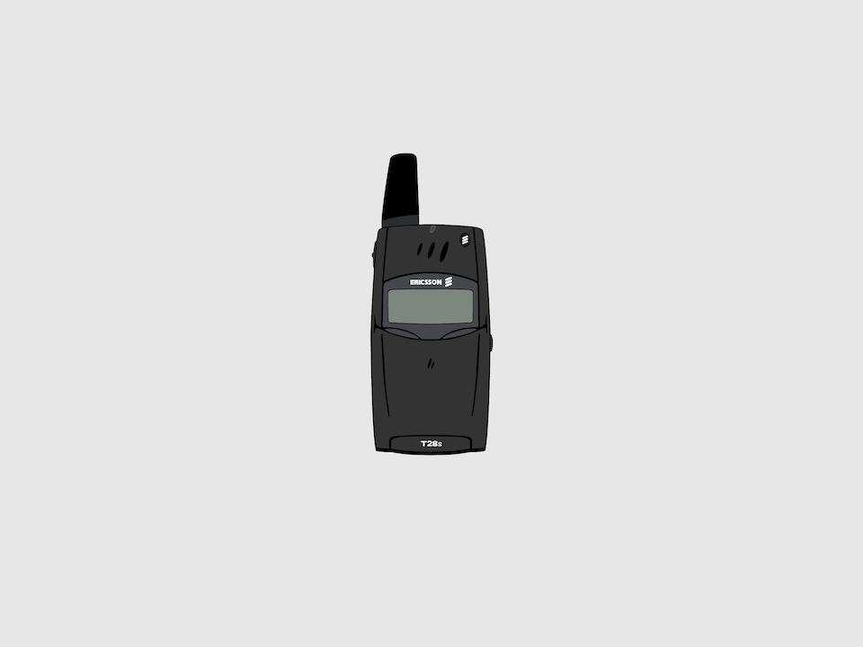 Gizmo - Ericsson T28