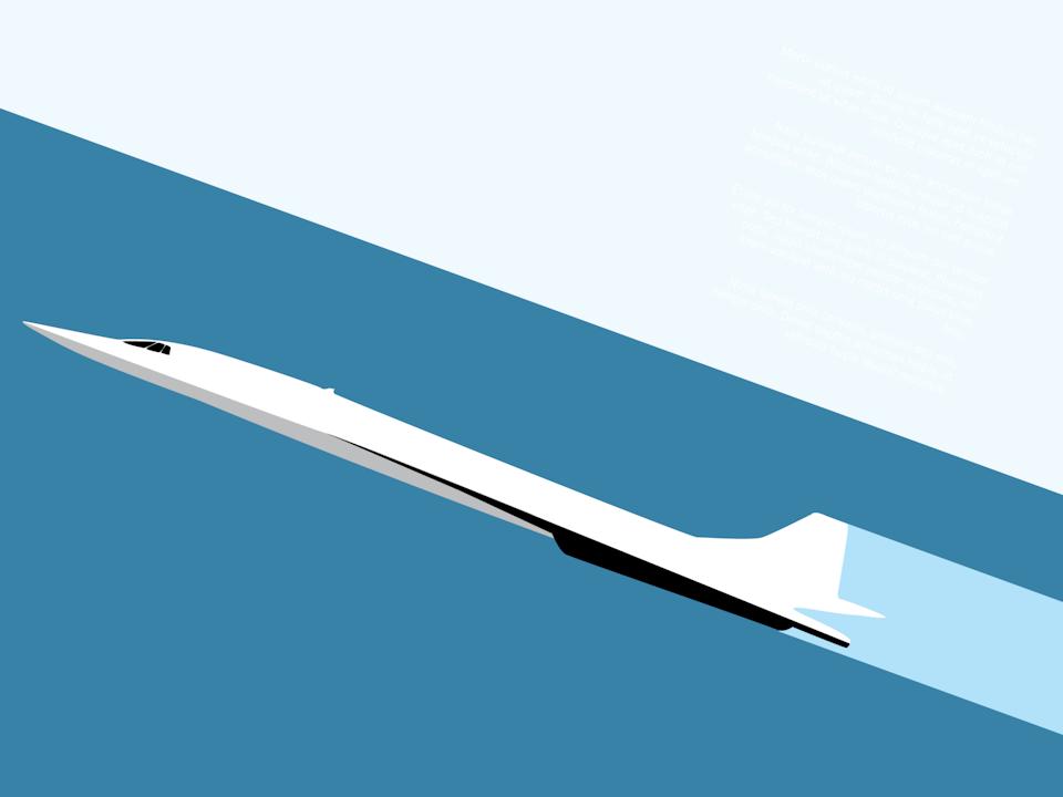 Aircraft - Concorde