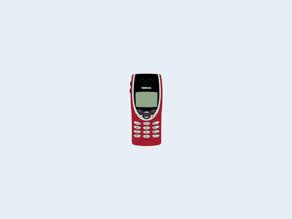 Cellular - Nokia 8210