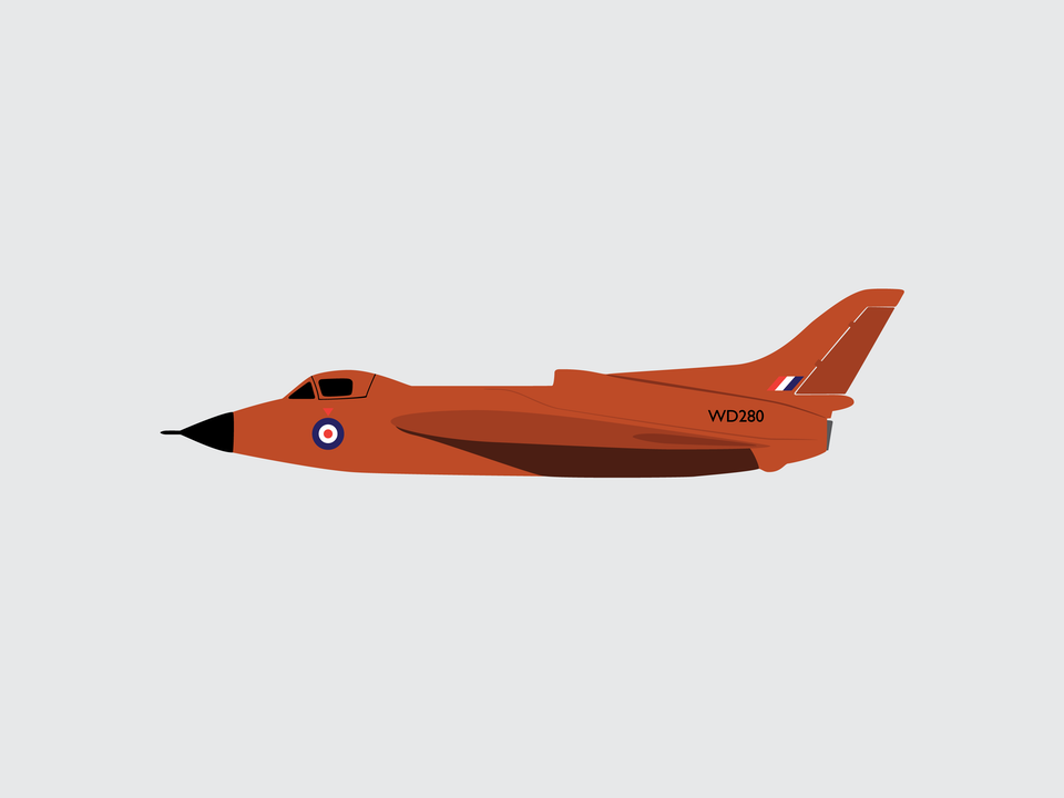 Vehicles - Avro 707