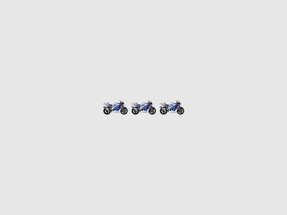 Vehicles - Suzuki GSXR 750 SRAD