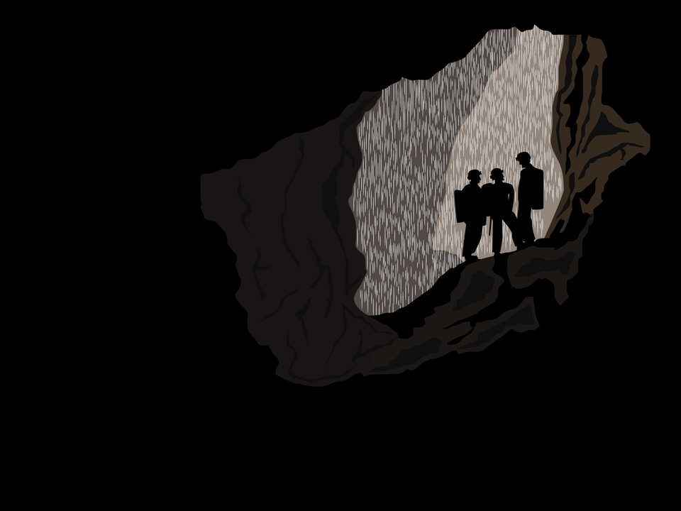 Adventures on Earth - Caving