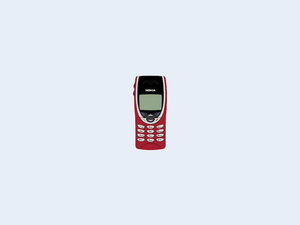Gizmo - Nokia 8210