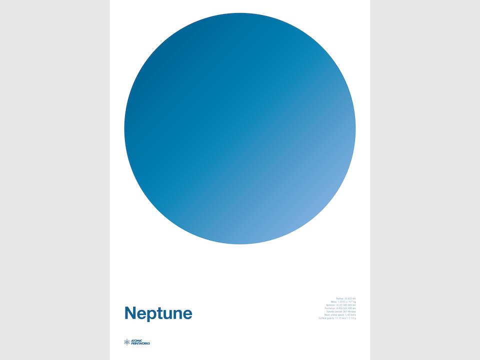 Atomic Printworks - Neptune