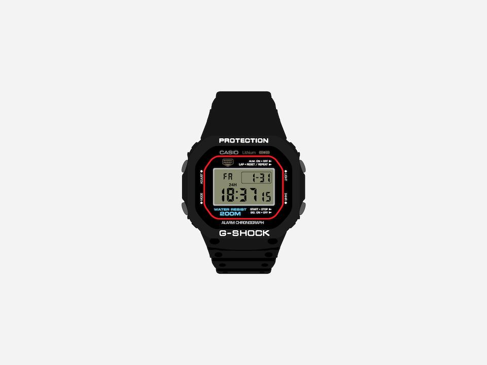 Gizmo - Casio G-Shock DW-5000C