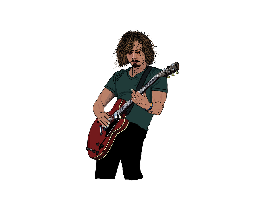 Drawn - Chris Cornell