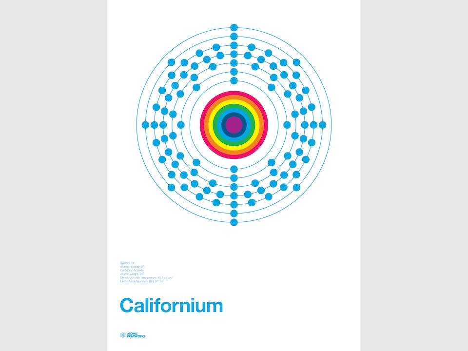 Atomic Printworks - Californium