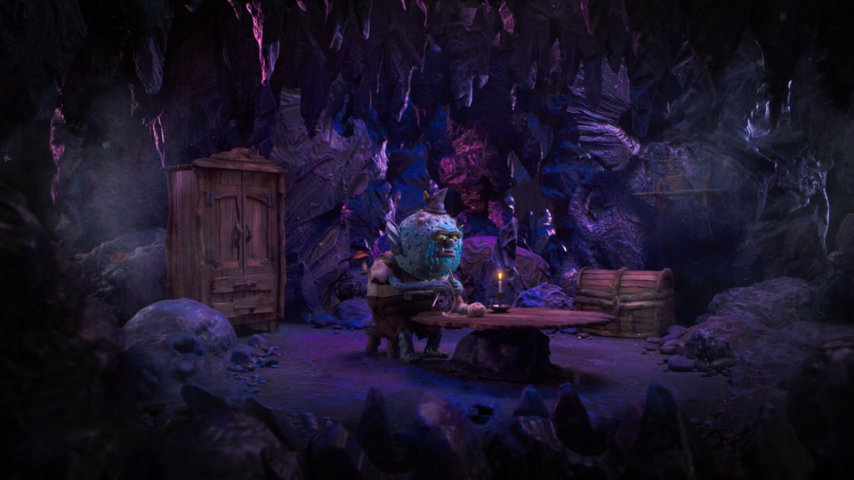 Trolli - Cave