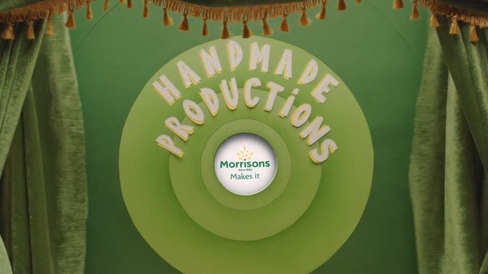 Morrisons - Talking Hands