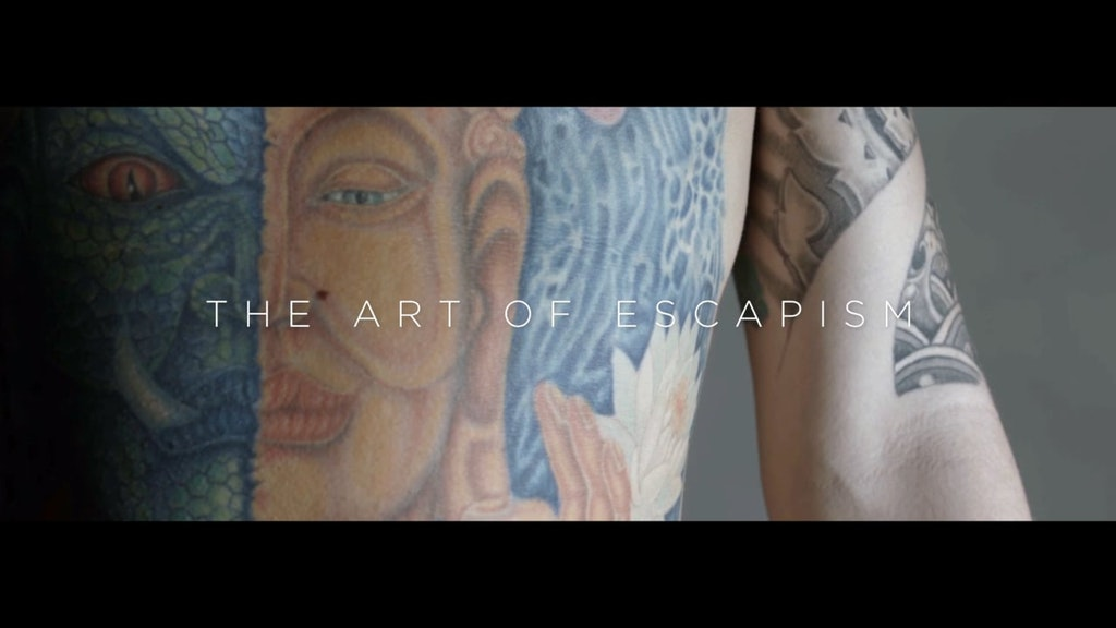 The Art of Escapism