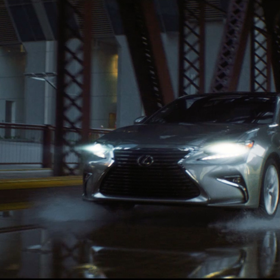 ADAM RICHARDS cinematographer - LEXUS | BEN TRICKLEBANK