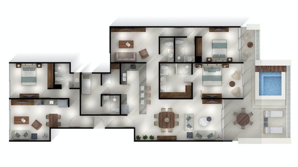 TURENA - Apartamentos
