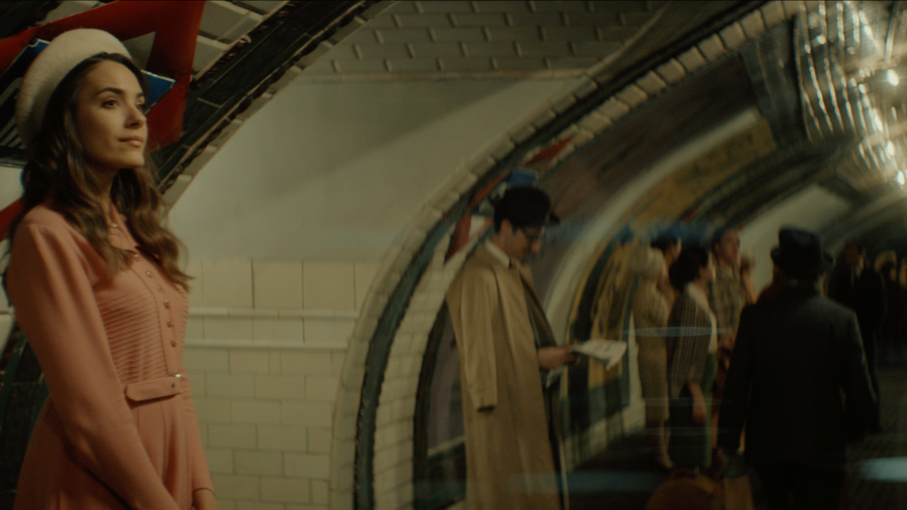 Metro de Madrid • 100 Years Younger -