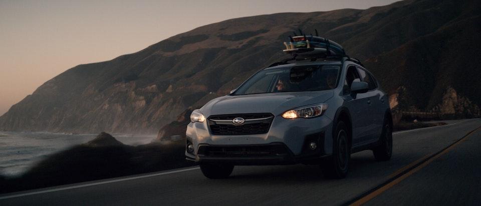 Subaru - Paddle Out -