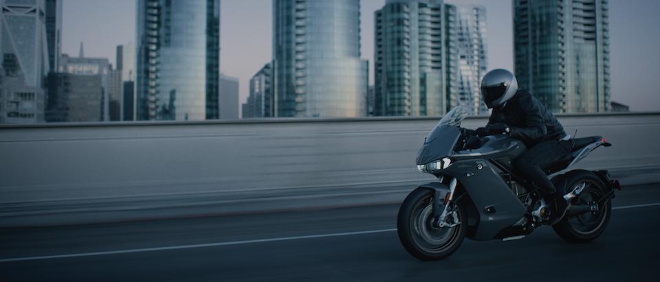 Zero Motorcycles - SRS -