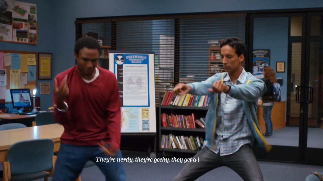 Community | Troy & Abed