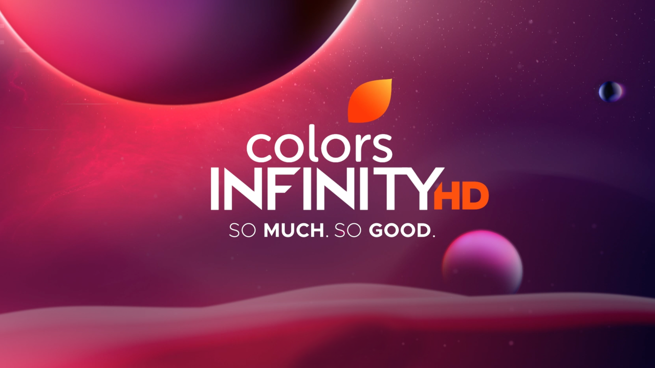 Colors Infinity Re-brand