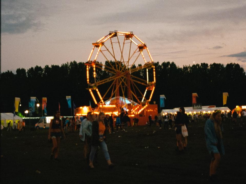 STRAWBERRIES & CREEM // 2019