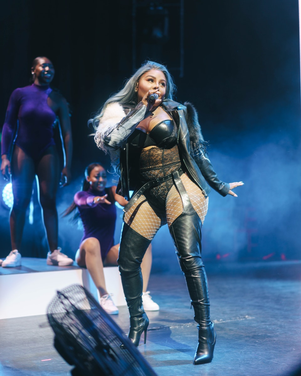 STEFFLON DON // HAMMERSMITH APOLLO