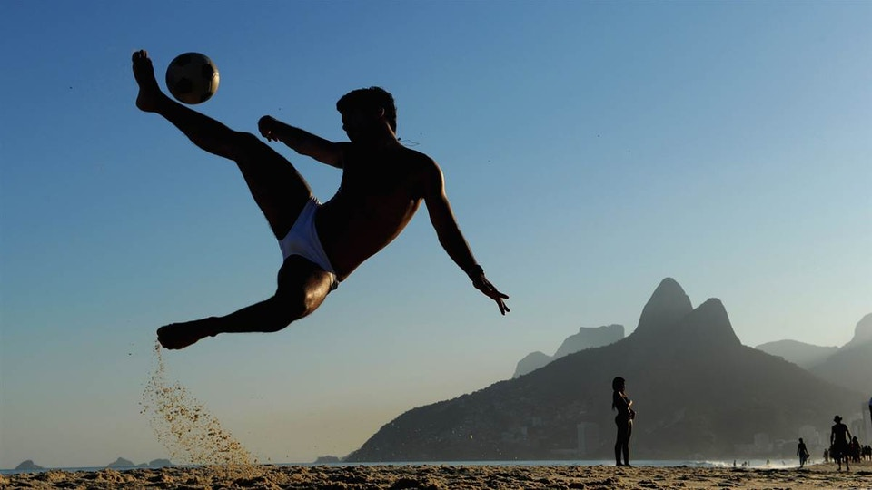 RIO: CITY OF SPORT