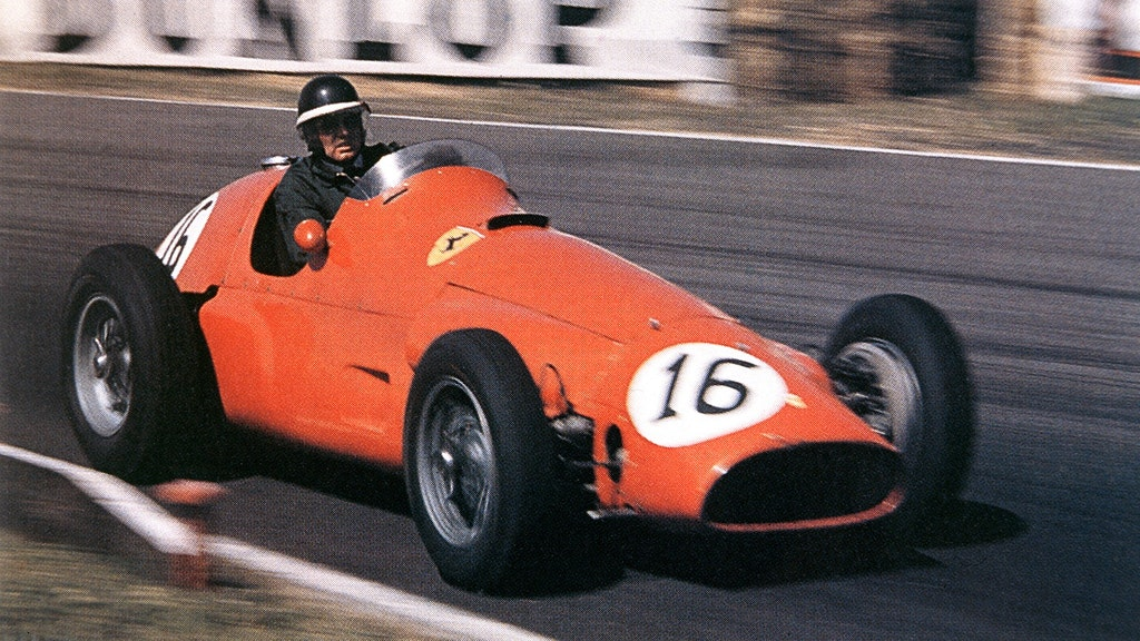MIKE HAWTHORN: ON THE LIMIT