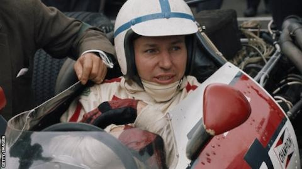 JOHN SURTEES:ONE OF A KIND