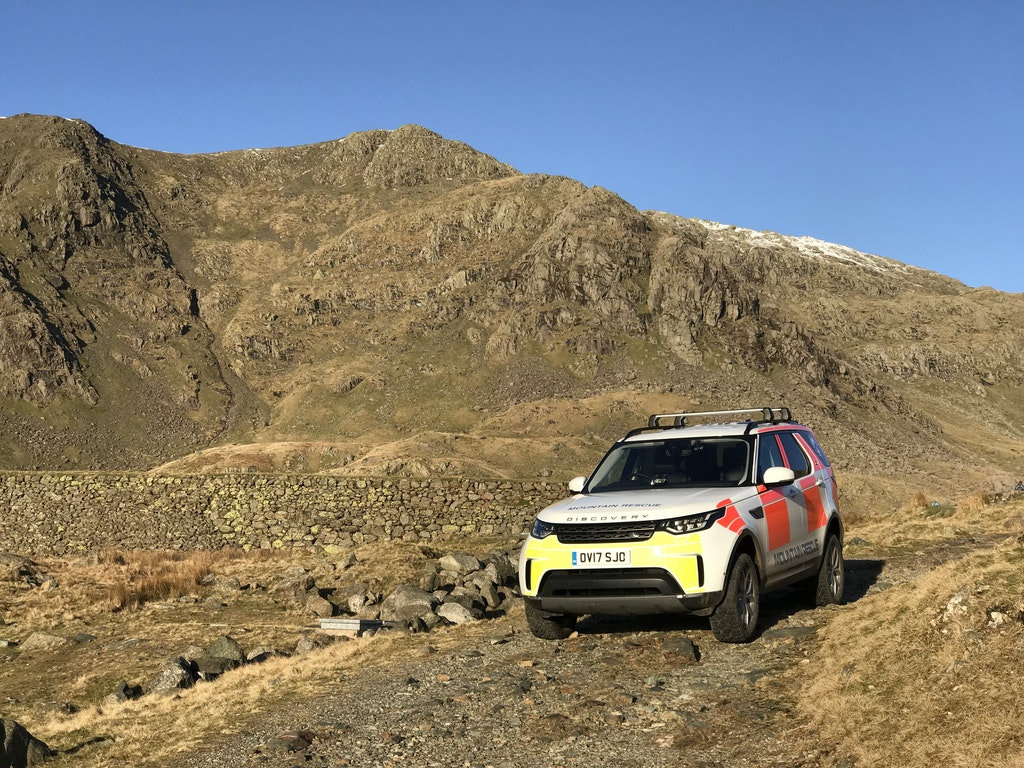 Coniston Mountain Rescue - Discovery 5