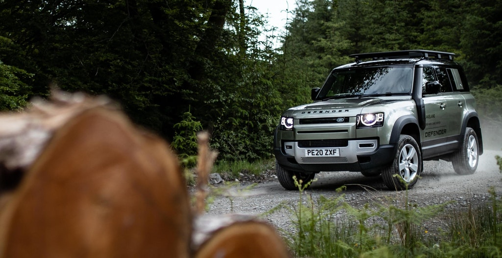ALL NEW DEFENDER...