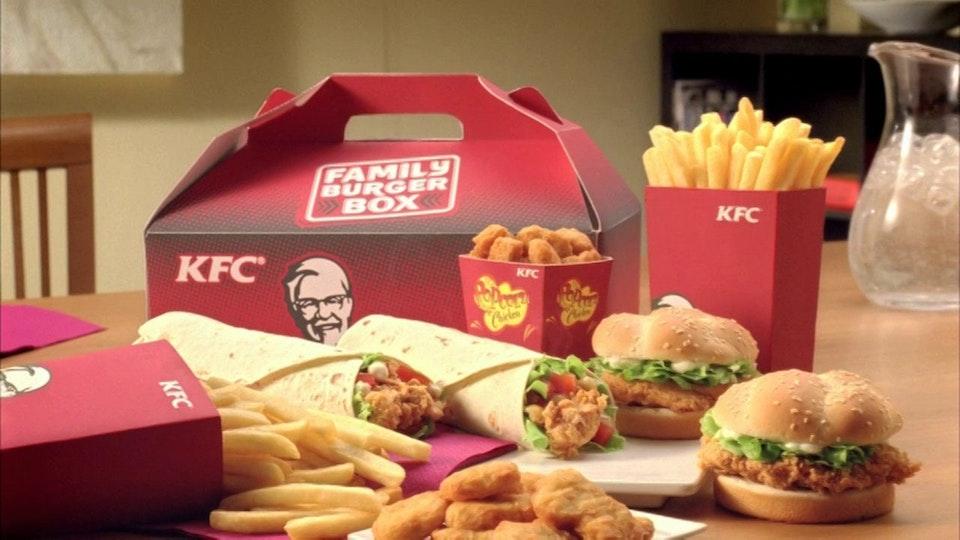 KFC TVC