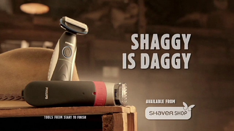 Phillips TVC - Shaggy is Daggy