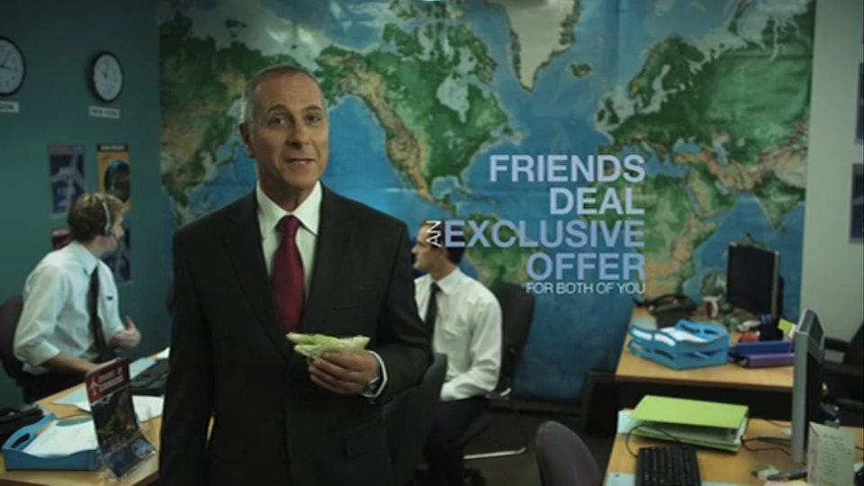 Foxtel TVC - Reality Show