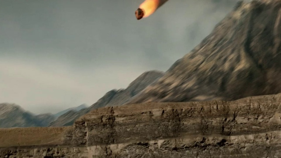 Austar TVC - Volcano