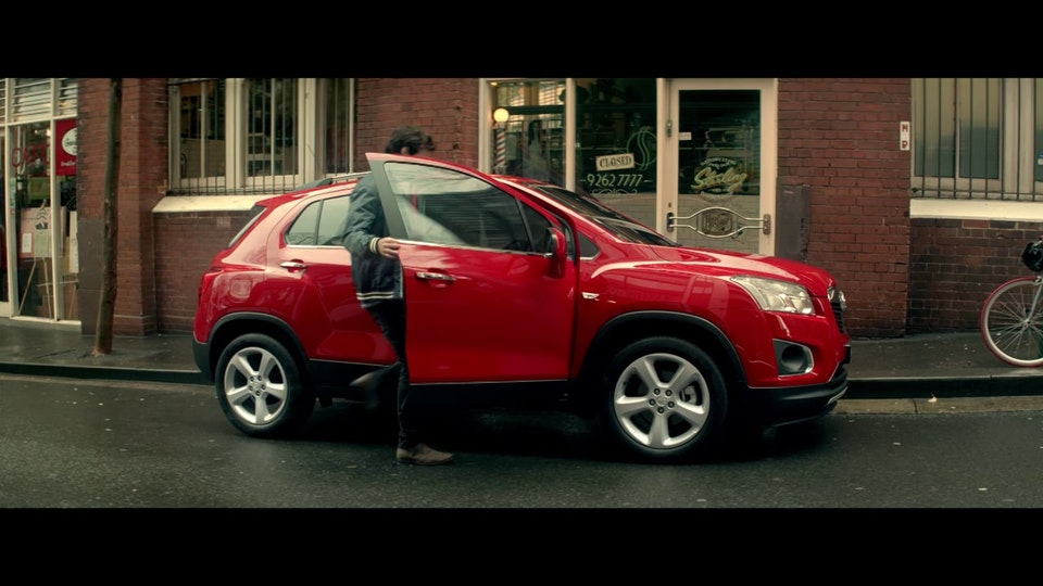 Holden Trax TVC