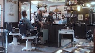 ING TVC Barber