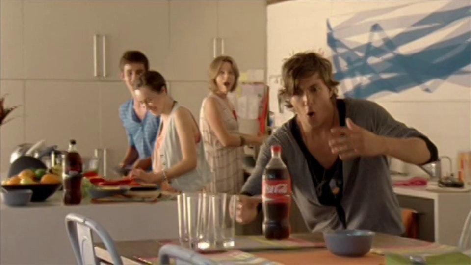 Coca Cola TVC - Hot Chilli