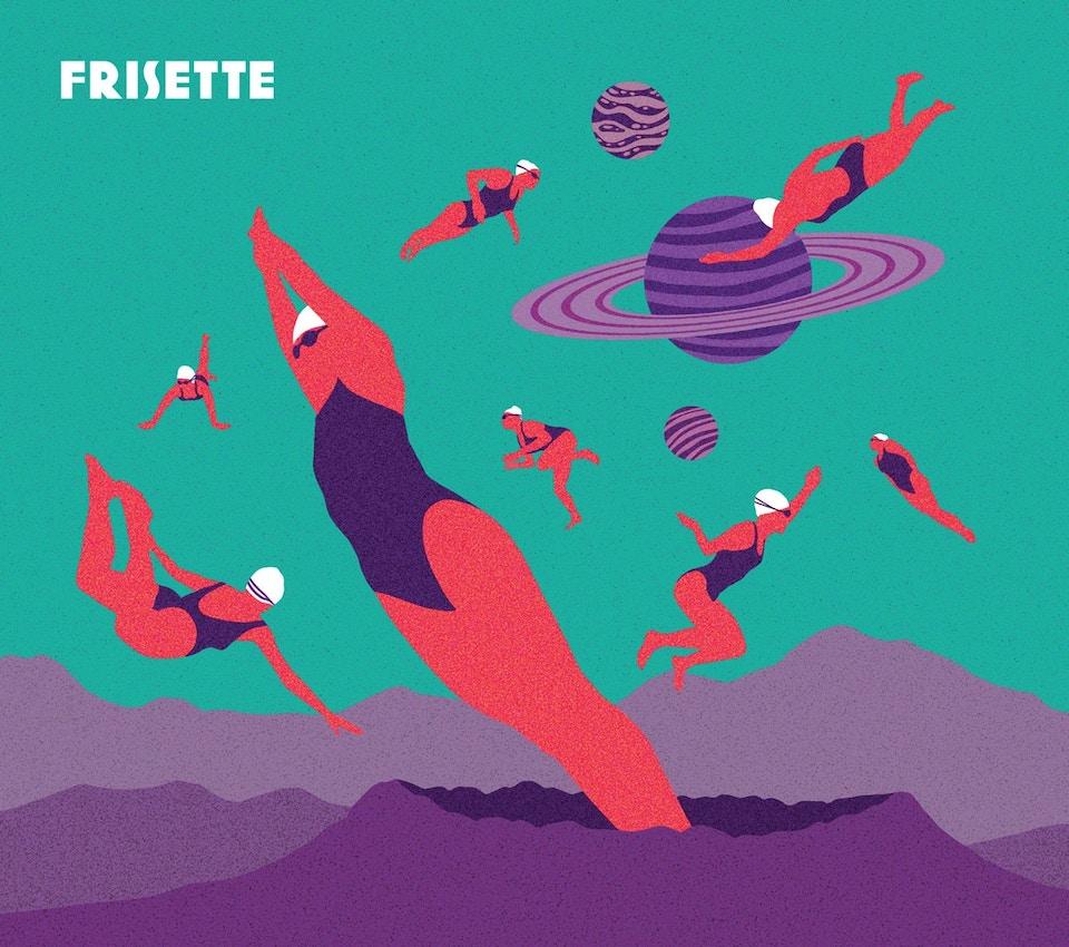 Frisette | Grand Chahut Collectif, Crest [2019]