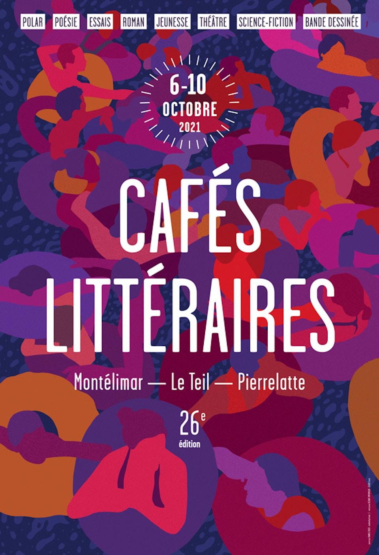 Cafés Littéraires | Montélimar [2021]
