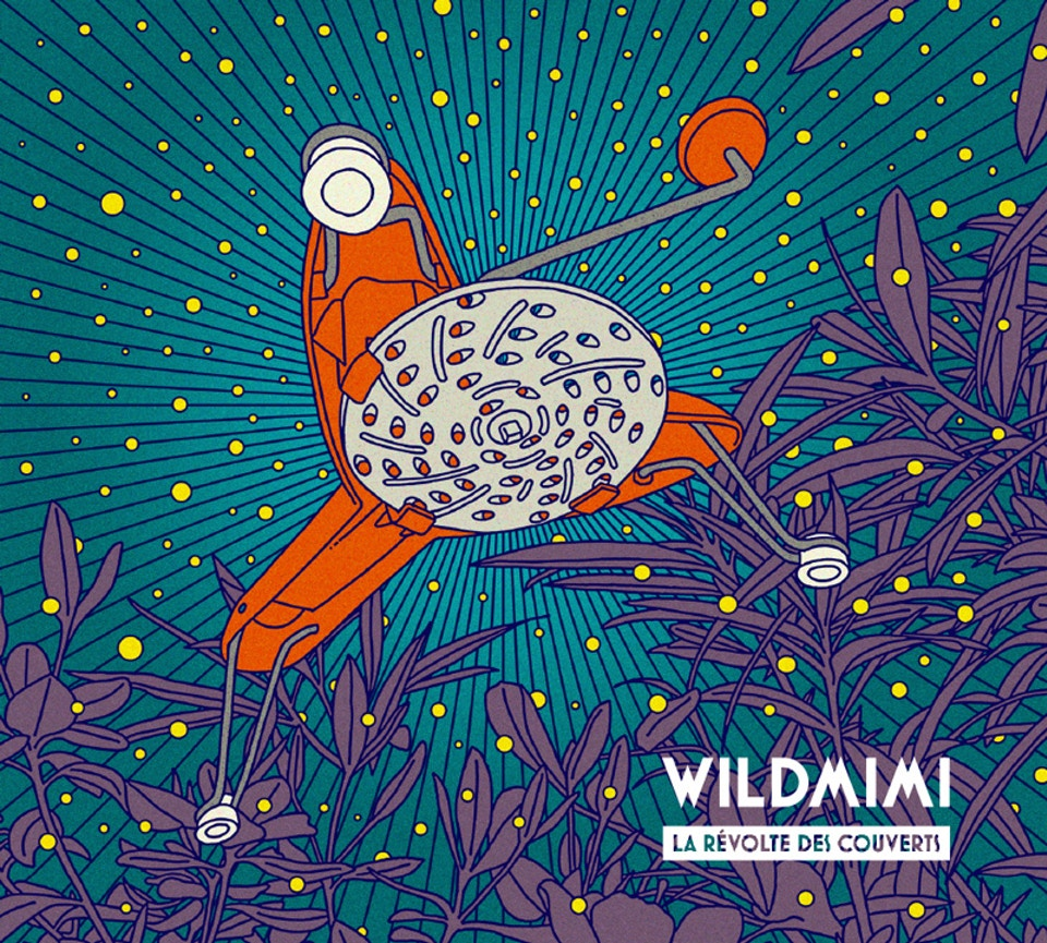Wildmimi - Rémi Sciuto | Train Fantôme, Paris [2018]