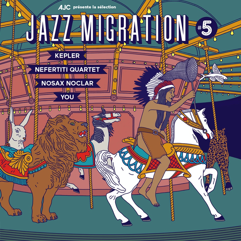 Jazz Migration #5 | AJC, Paris [2019]