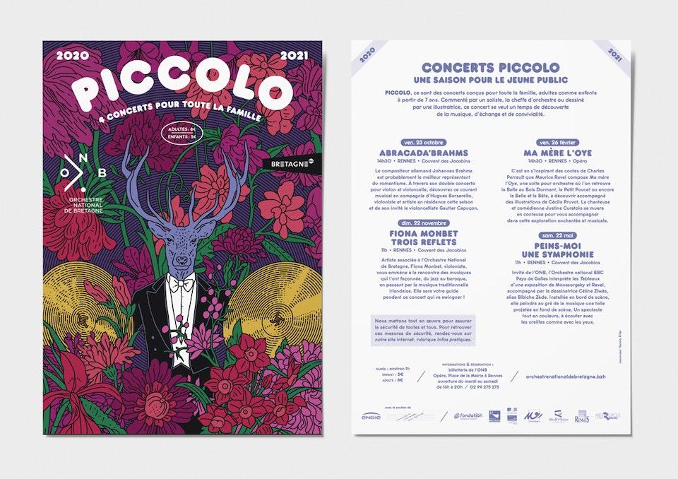 Piccolo - Orchestre National de Bretagne [2020]