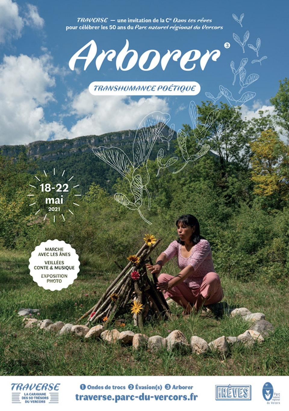 Traverse,  Dans tes rêves & Parc naturel régional du Vercors [2020-2021]